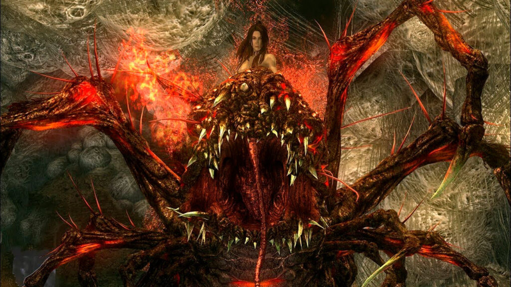 Chaos Witch Quelaag